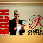 Kendall Reality Group sign by JD Sign Co