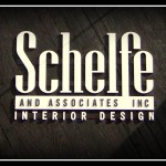 Shelfie and associates INC Interior Design sign by JD Sign Co